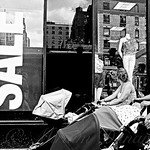 SALE - Lady in the Window